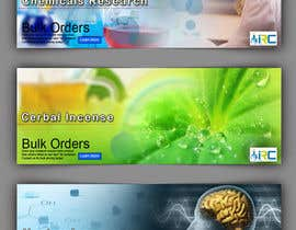 #25 para Banner Ad Design for Import Research Chemicals por vikasjain06