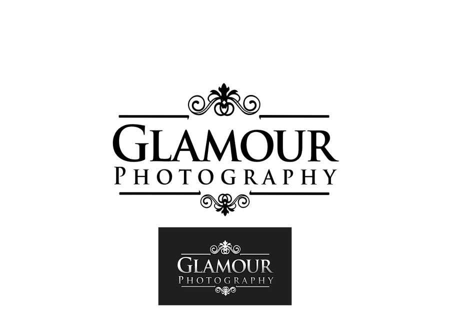 Kilpailutyö #28 kilpailussa Design a Logo for Glamour Photography website.