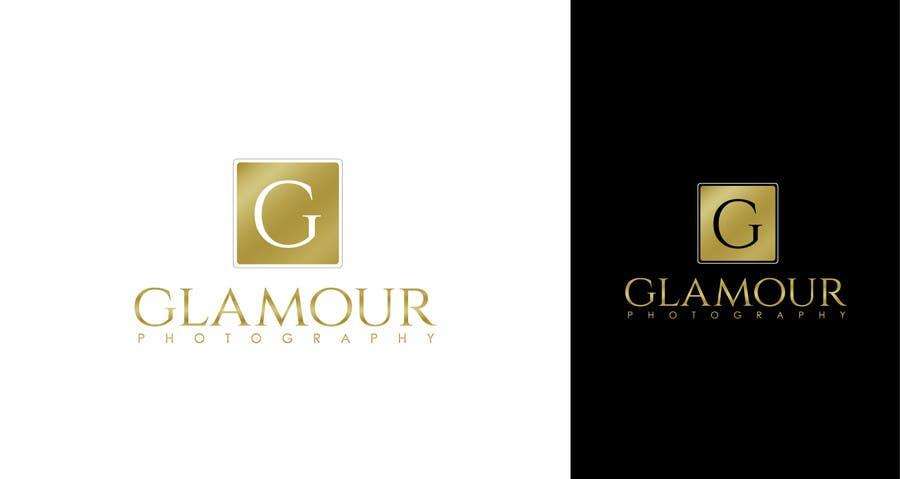 Kilpailutyö #64 kilpailussa Design a Logo for Glamour Photography website.