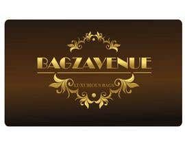 #38 cho Design a logo for Bagzavenue bởi lvngrigore