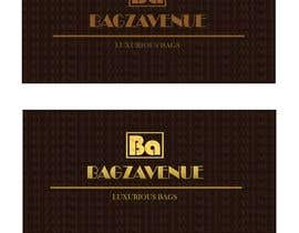 #58 cho Design a logo for Bagzavenue bởi lvngrigore