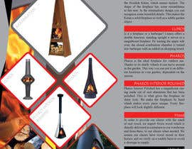 #11 untuk Design a Flyer for my company selling fireplaces oleh Emrulhossain