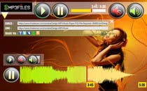 Graphic Design Konkurrenceindlæg #15 for Design MP3 Music Player [PSD File Required]