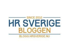 #37 cho Designa en logo for blogg.hrsverige.nu bởi vladspataroiu