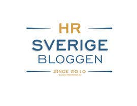 #9 para Designa en logo for blogg.hrsverige.nu por optimussdesign