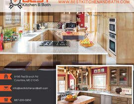 #23 for Advertisement/Flyer Design for Kitchen Remodeling Company by ameeraanwar