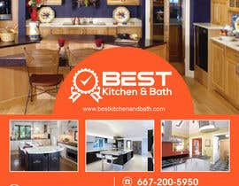 #8 for Advertisement/Flyer Design for Kitchen Remodeling Company by tk6986