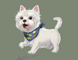 Nro 42 kilpailuun Animate my dog for a book käyttäjältä zuart