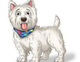 Nro 23 kilpailuun Animate my dog for a book käyttäjältä magdalenabuslows
