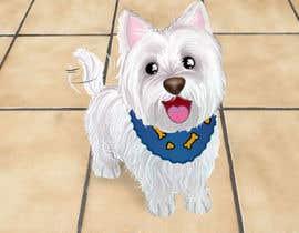 Nro 33 kilpailuun Animate my dog for a book käyttäjältä shipahn