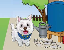 Nro 43 kilpailuun Animate my dog for a book käyttäjältä shipahn