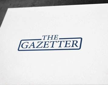 graphicideas4u tarafından Logo Design For News Portal - The Gazetter için no 32