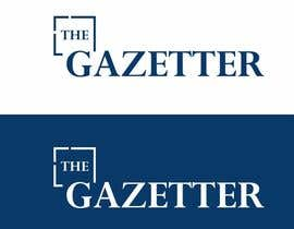 vallabhvinerkar tarafından Logo Design For News Portal - The Gazetter için no 34