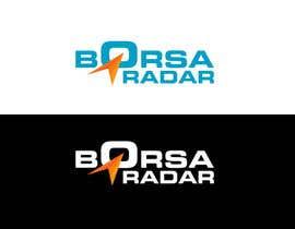 Nro 36 kilpailuun BorsaRadar.com logo käyttäjältä gopiranath
