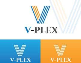 #72 for Design a logo for V-PLEX by Creative0030