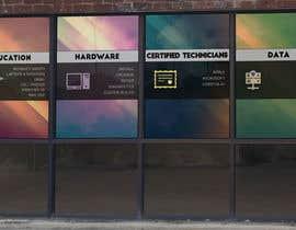 Nro 14 kilpailuun Create Print Designs for Store front windows käyttäjältä sonysasankan