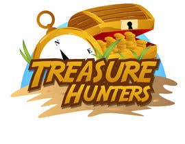 "namikaze005 tarafından Design a Logo for ""Treasure Hunters"" Kids Group için no 35"