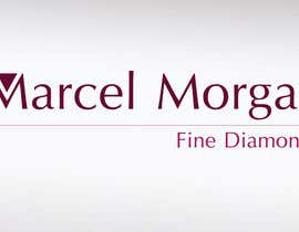 #9 for Design a Logo for Marcel Morgan jewellery brand af judithsongavker