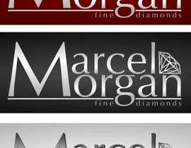 #18 for Design a Logo for Marcel Morgan jewellery brand af jrviljoen