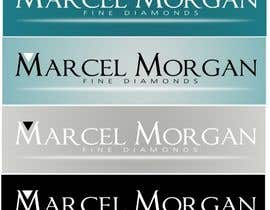 #40 untuk Design a Logo for Marcel Morgan jewellery brand oleh Pedro1973