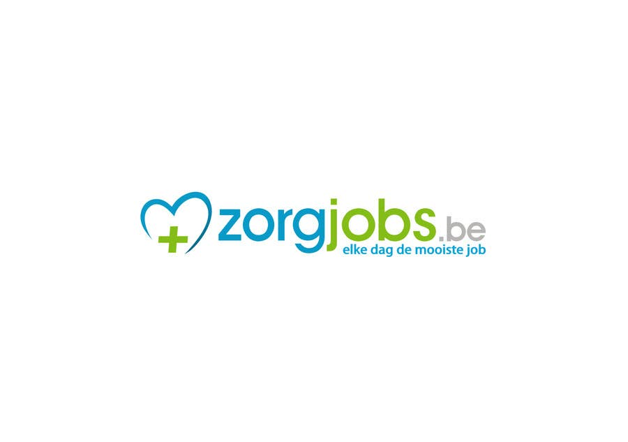 #384 for Design Logo for zorgjobs.be by catalinorzan