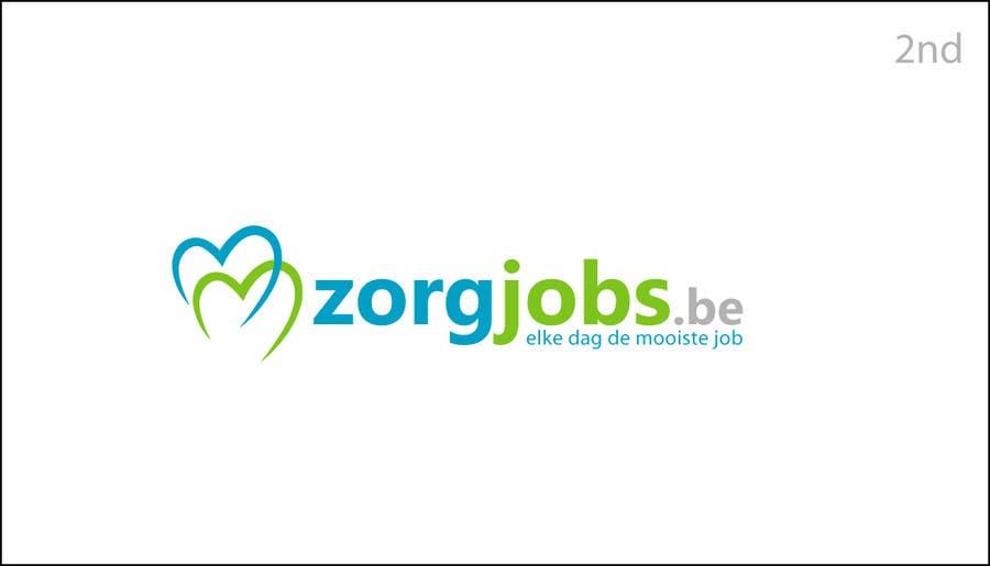 #517 for Design Logo for zorgjobs.be by GoldSuchi