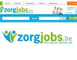 #509 para Design Logo for zorgjobs.be por puntocreativoCo