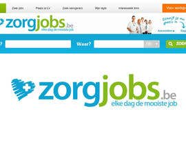 #563 for Design Logo for zorgjobs.be by puntocreativoCo