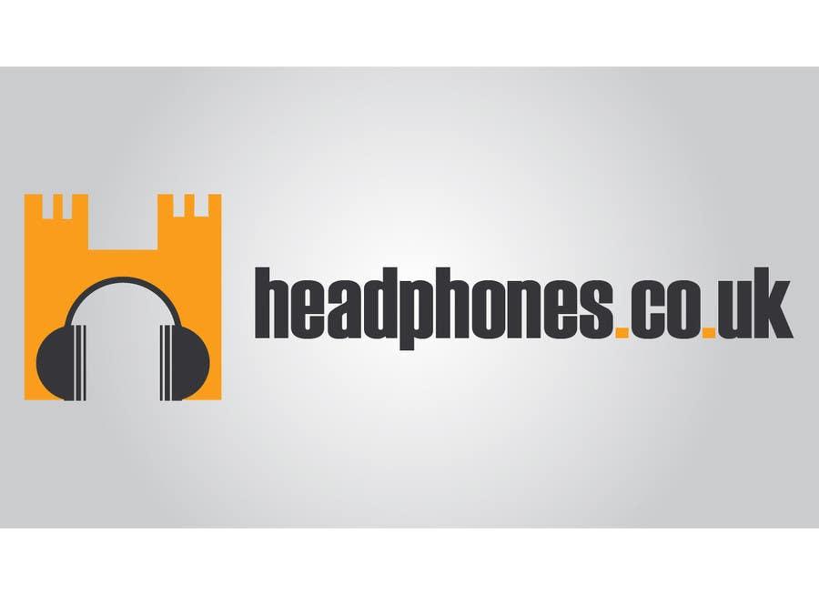 #397 for Design a Logo for Headphones.co.uk by tanaynash
