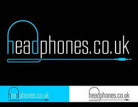 #291 para Design a Logo for Headphones.co.uk por ben2ty