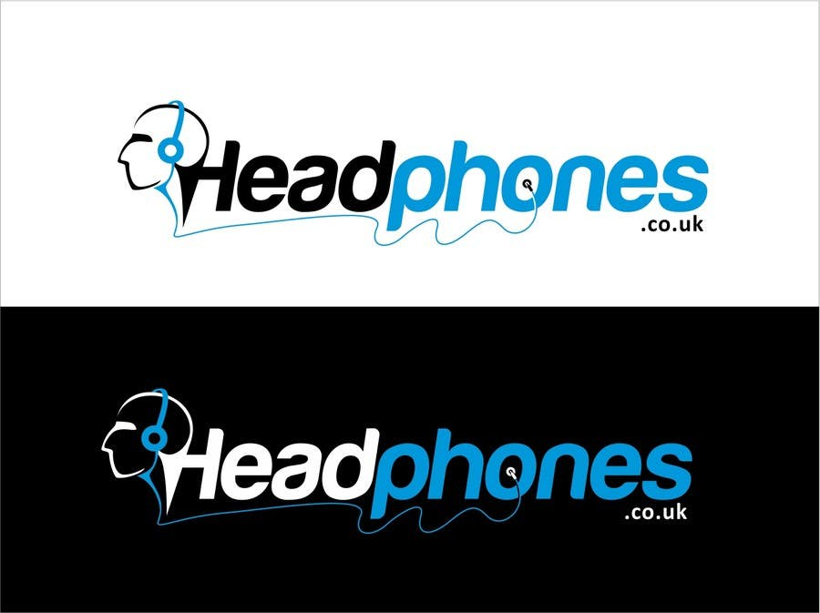 #355 for Design a Logo for Headphones.co.uk by arteq04