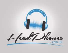 Nro 394 kilpailuun Design a Logo for Headphones.co.uk käyttäjältä TSZDESIGNS