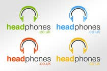 Contest Entry #343 for Design a Logo for Headphones.co.uk