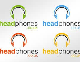 #343 for Design a Logo for Headphones.co.uk by yogeshbadgire