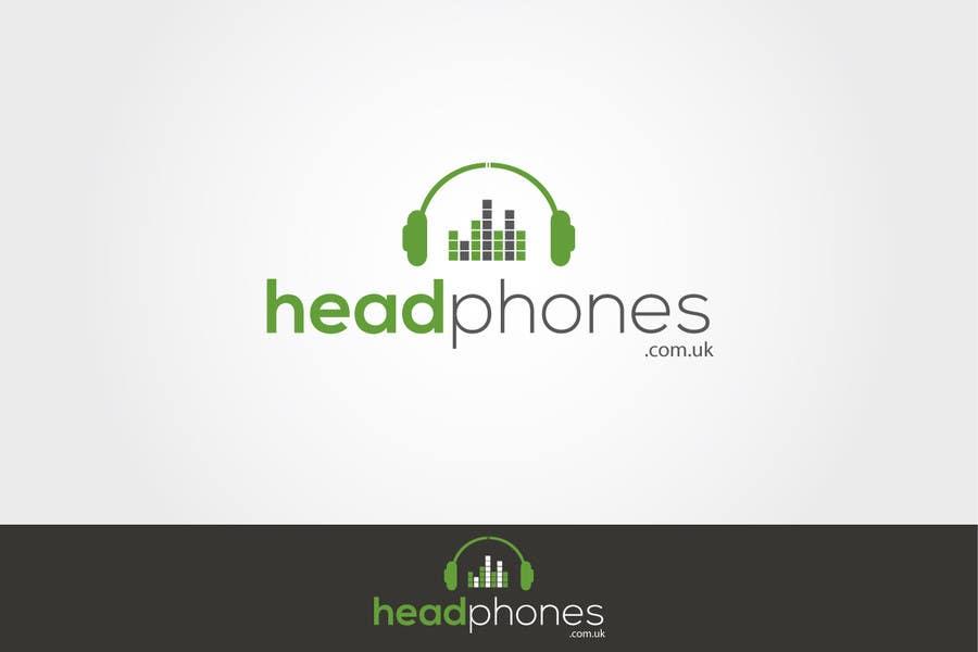 #284 for Design a Logo for Headphones.co.uk by mekuig