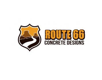 Graphic Design Contest Entry #112 for Route 66 Logo