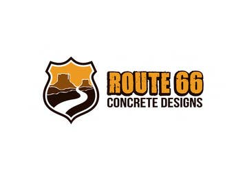 Graphic Design Contest Entry #113 for Route 66 Logo