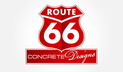 Graphic Design Contest Entry #24 for Route 66 Logo