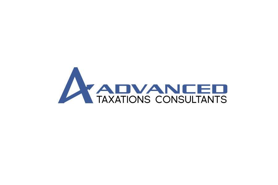 Penyertaan Peraduan #                                        158                                      untuk                                         Logo Design for Advanced Taxation Consultants