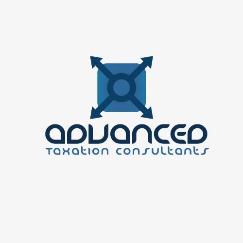 Penyertaan Peraduan #                                        132                                      untuk                                         Logo Design for Advanced Taxation Consultants