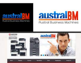 #298 para Design a Logo for Austral Business Machines por dondonhilvano