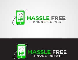 #160 for Design a Logo for a phone repair company. af laniegajete