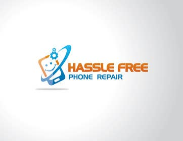 #166 for Design a Logo for a phone repair company. af paxslg