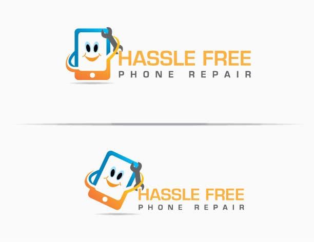 Bài tham dự cuộc thi #184 cho Design a Logo for a phone repair company.