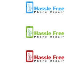 #185 for Design a Logo for a phone repair company. af MohamedIFouad