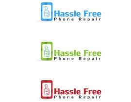 #185 para Design a Logo for a phone repair company. por MohamedIFouad