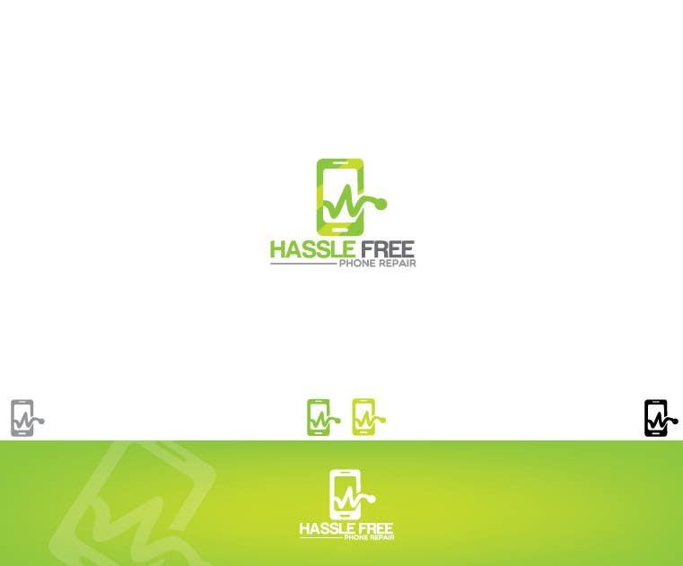 Bài tham dự cuộc thi #153 cho Design a Logo for a phone repair company.