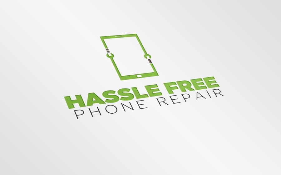Bài tham dự cuộc thi #63 cho Design a Logo for a phone repair company.