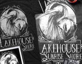 valentinmihai07 tarafından Design a lake house T-Shirt için no 86