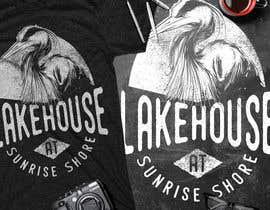 valentinmihai07 tarafından Design a lake house T-Shirt için no 87